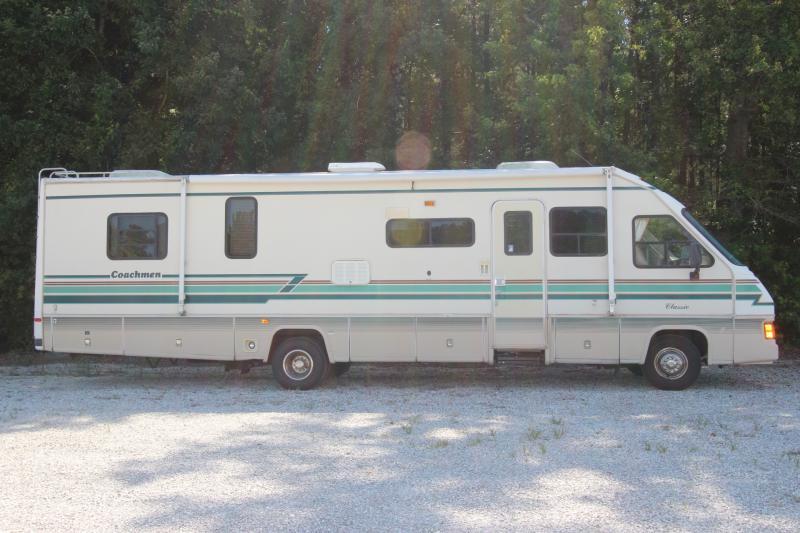1992  Coachmen M-345