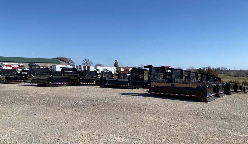 2017  Brandon Truck Dump Boxes
