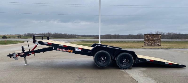 2021 H&H Trailers 20' Manual Speedloader Car / Racing Trailer