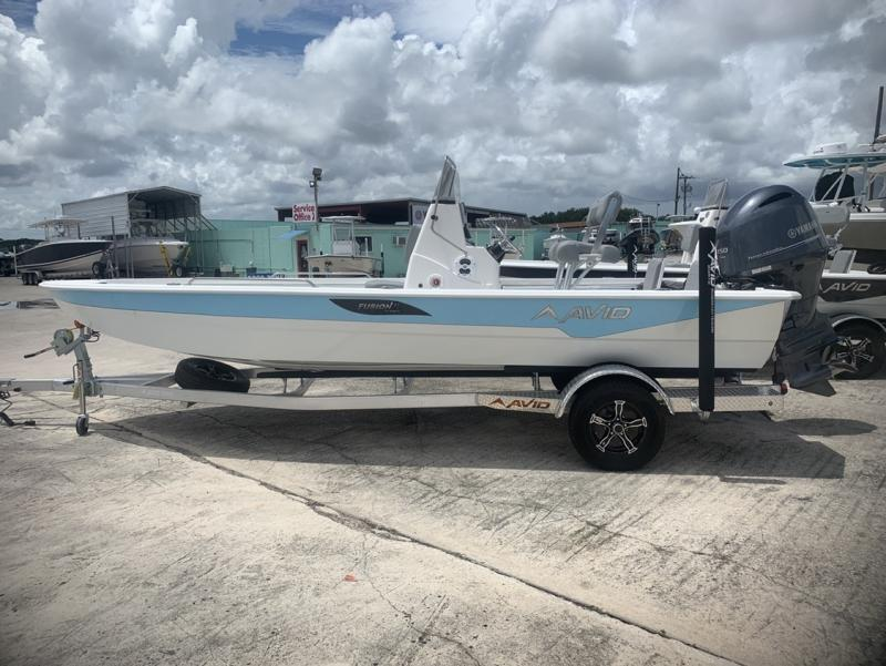 2022 Avid Boats 21 Fusion Other Trailer located in New Smyrna Beach