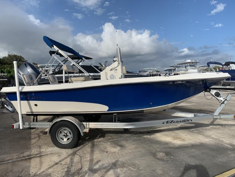 2016 Carolina Skiff Sea Skiff 19  located in New Smyrna Beach