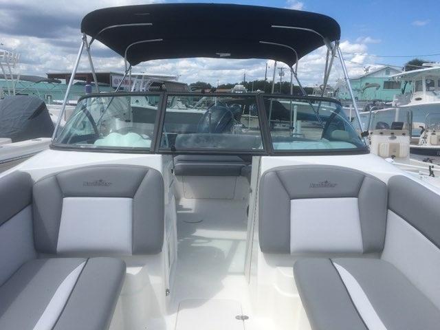 2022 NauticStar Boats 223 DC Deck  located in New Smyrna Beach