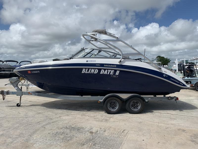 2014 Yamaha 242 Ltd S Other Trailer located in Rockledge