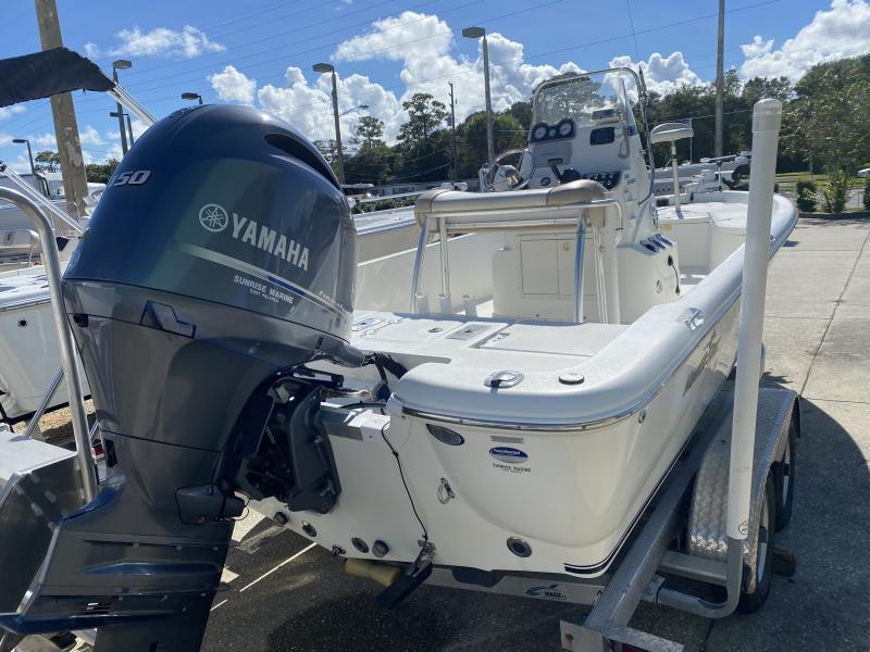 2016 NauticStar 2110 Sport  located in New Smyrna Beach