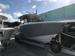 2021 Cobia Boats 350 Center Console  located in Rockledge