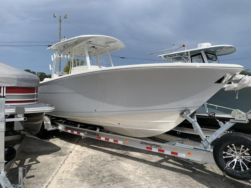 2022 Cobia Boats 320 CC  located in Rockledge