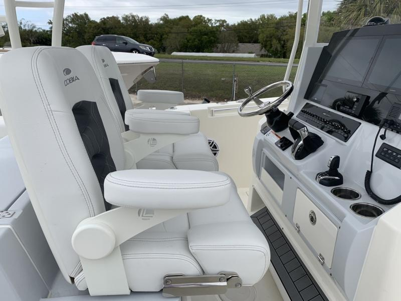 2021 Cobia Boats 320 Center Console  located in Rockledge
