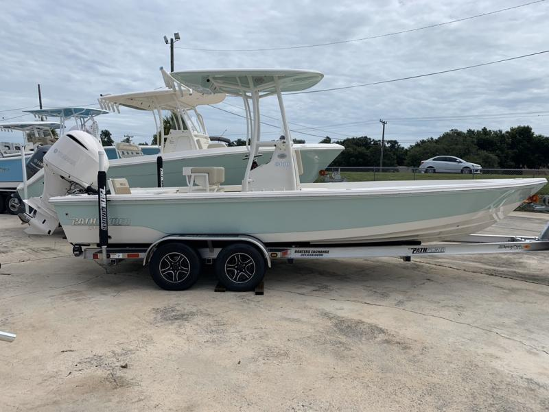 2021 Pathfinder 2400 TRS  located in New Smyrna Beach