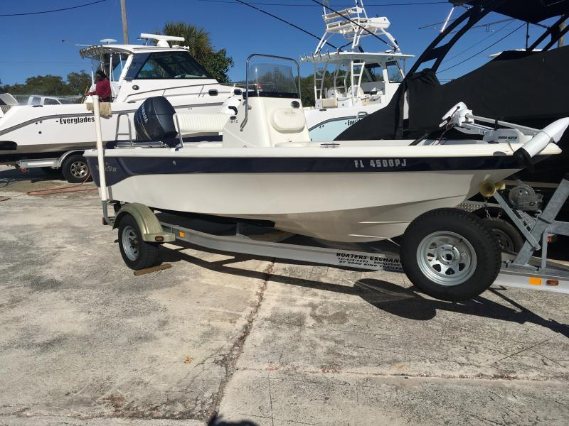 2012 NauticStar 1810 Bay  located in Rockledge