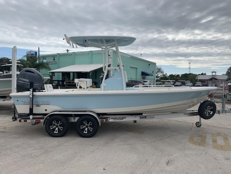 2021 Pathfinder 2200 TRS  located in Rockledge