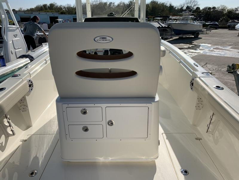 2021 Cobia Boats 240 Center Console  located in Rockledge