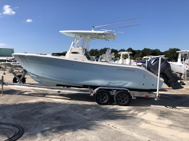 2022 Cobia Boats 262 CC  located in Rockledge