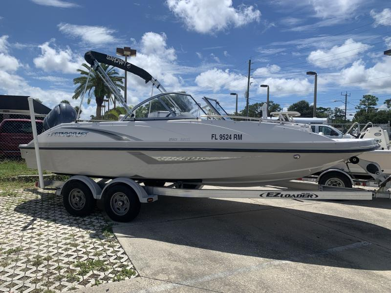 2018 Starcraft MDX 210  located in New Smyrna Beach