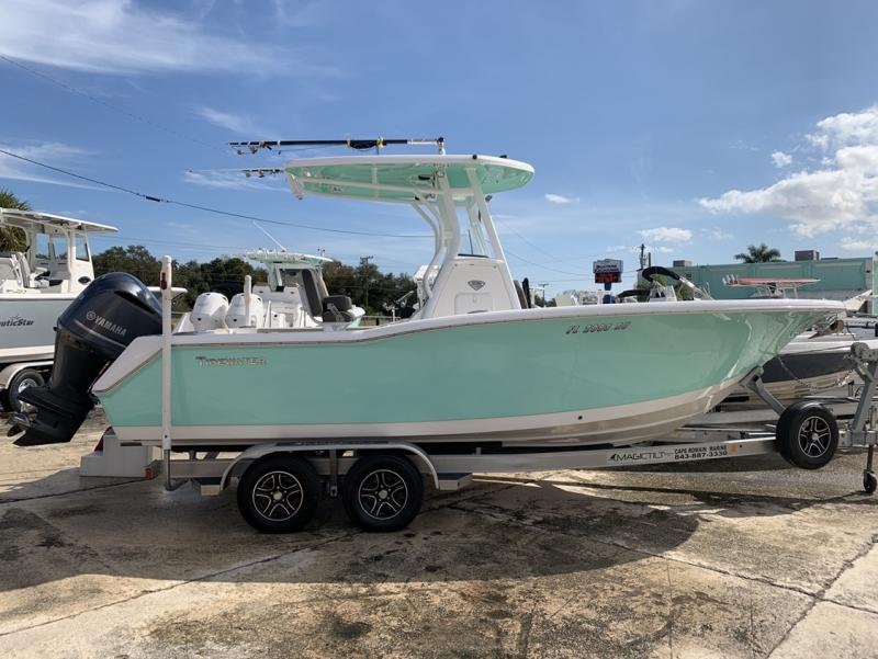 2018 Tidewater Boats 232 CC ADVENTURE  located in Rockledge