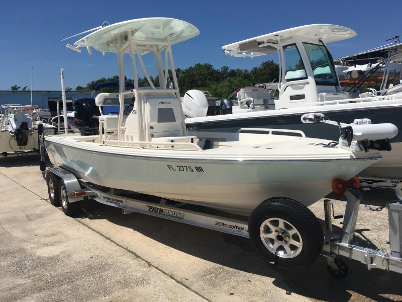 2018 Pathfinder 2200 TRS  located in Rockledge