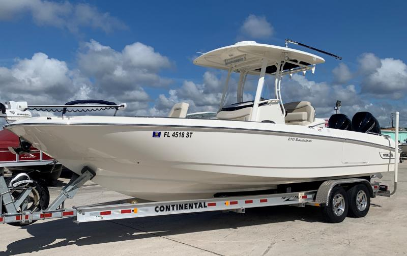 2021 Boston Whaler 270 Dauntless  located in Rockledge