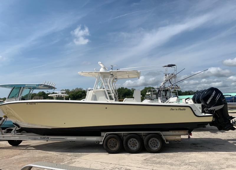 2013 SeaVee 34 CC  located in Rockledge