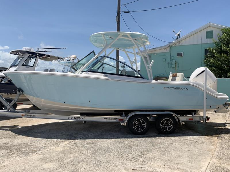 2020 Cobia Boats 240 DC  located in Rockledge