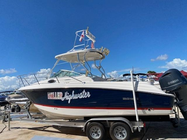 2013 Wellcraft 252 Coastal Other Trailer located in Rockledge