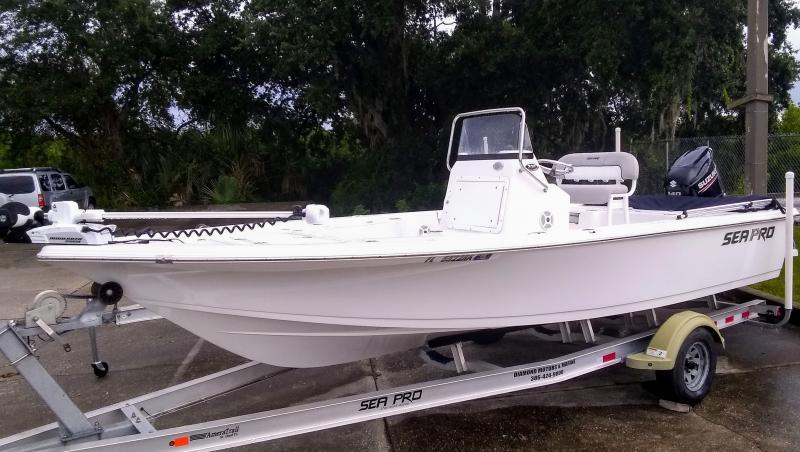 2018 Sea Pro 208 CC  located in New Smyrna Beach