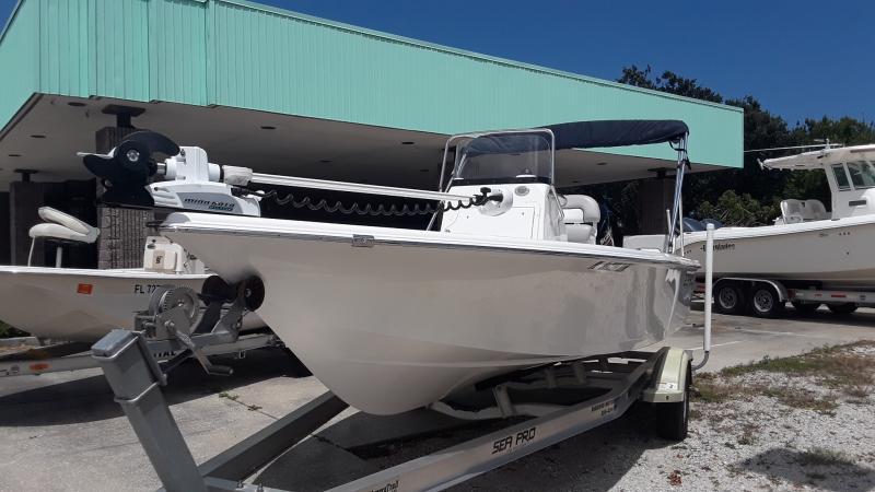 2018 Sea Pro 208 CC  located in Rockledge