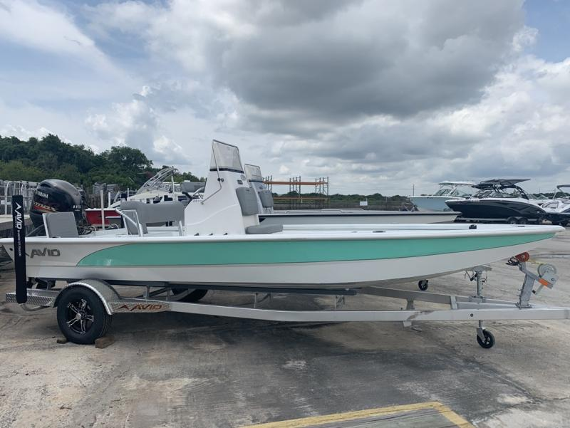 2021 Avid Boats 21 FS  located in Rockledge