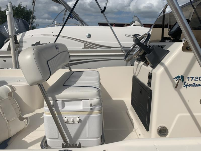 2006 Key West Boats 1720 Sportsman Other Trailer located in Rockledge