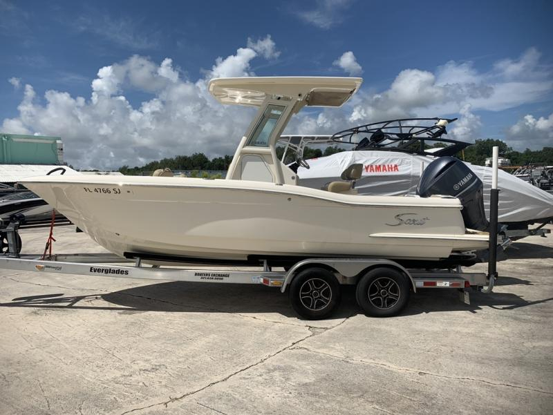 2015 Scout 225XSF  located in Rockledge