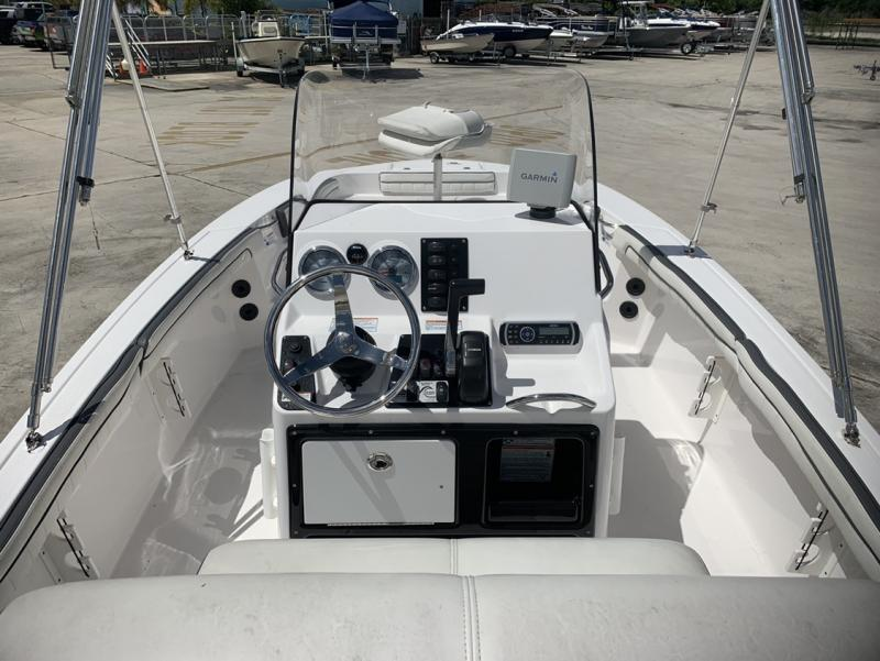 2017 Yamaha 190 FSH Deluxe  located in Rockledge