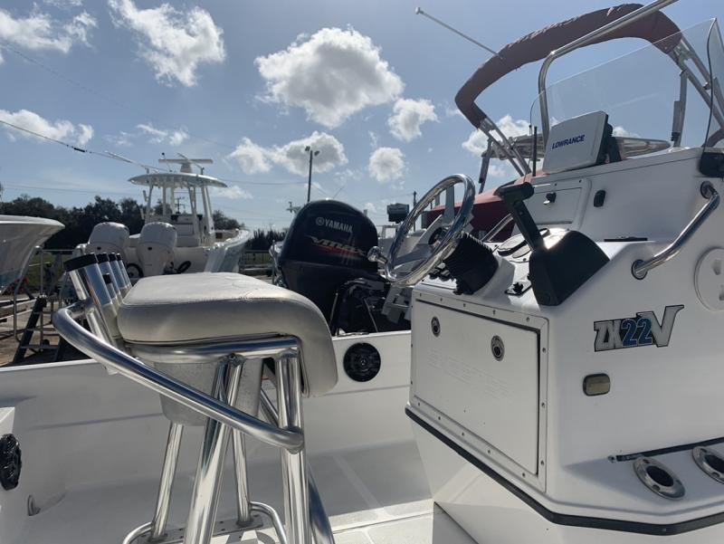 2009 Skeeter ZX22V  located in Rockledge