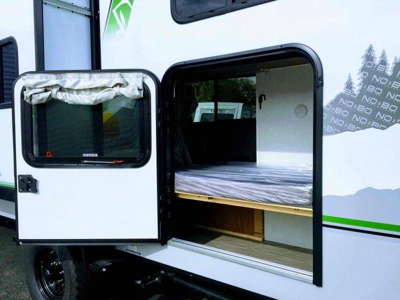 2022 Forest River No Boundaries 16.6 Travel Trailer RV