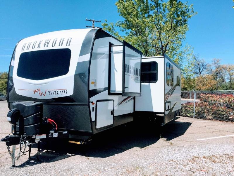 2021 Forest River Rockwood Ultra Lite 2706WS Travel Trailer RV