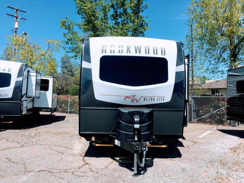 2021 Forest River Rockwood Ultra Lite 2706WS Travel Trailer RV
