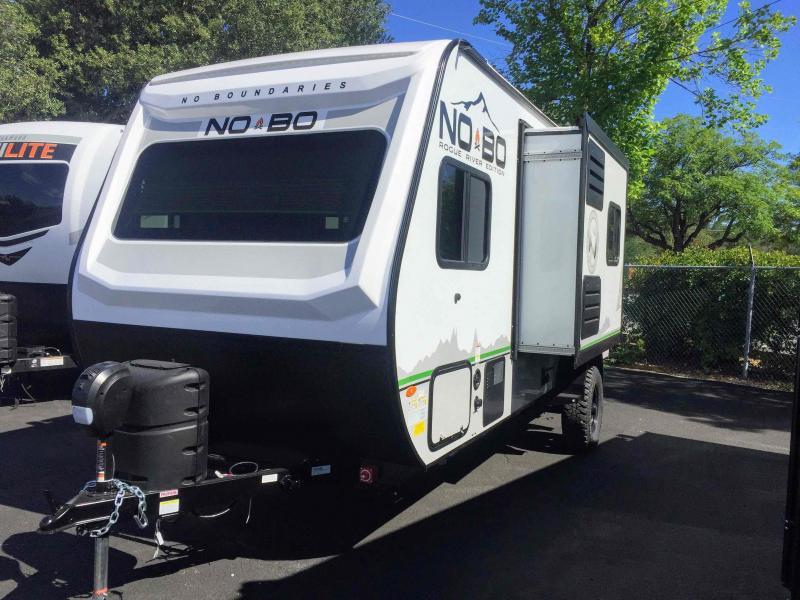 2021 Forest River No Boundaries 16.6 Travel Trailer RV
