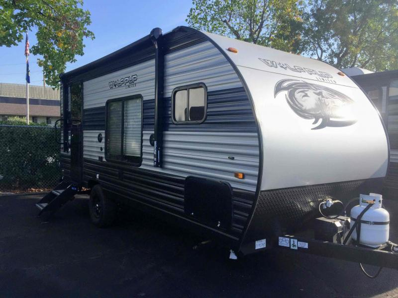 2022 Forest River Cherokee Wolf Pup 16he Travel Trailer RV