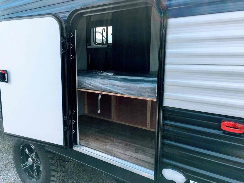 2021 Forest River Cherokee Wolf Pup 16BHS Travel Trailer RV