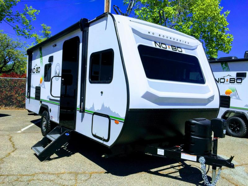 2021 Forest River No Boundaries 19.7 Travel Trailer RV
