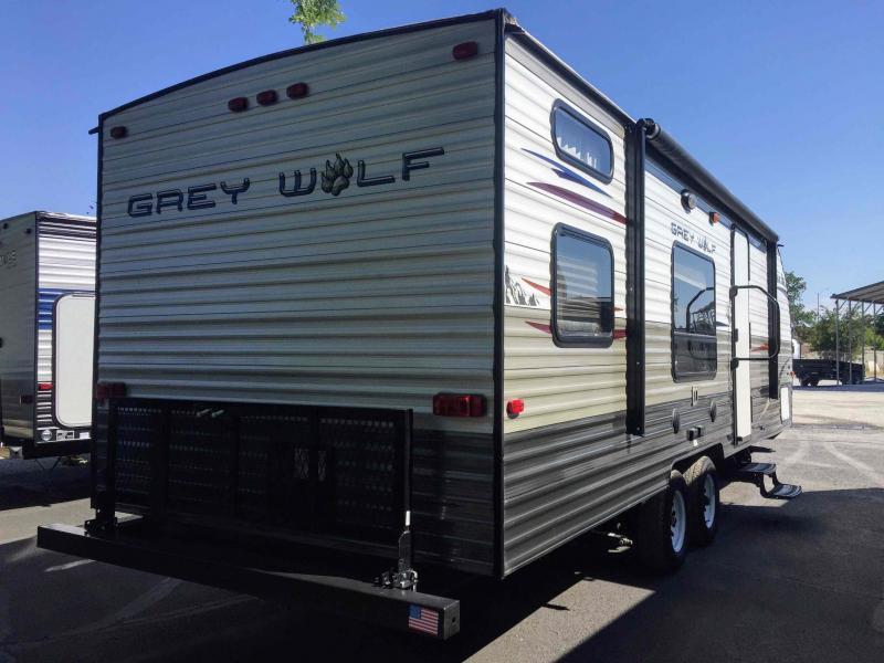 2015 Forest River Cherokee Grey Wolf 26BH Travel Trailer RV