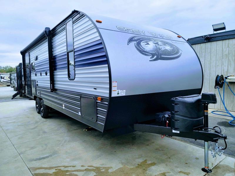 2022 Forest River Cherokee Grey Wolf 23MK Travel Trailer RV