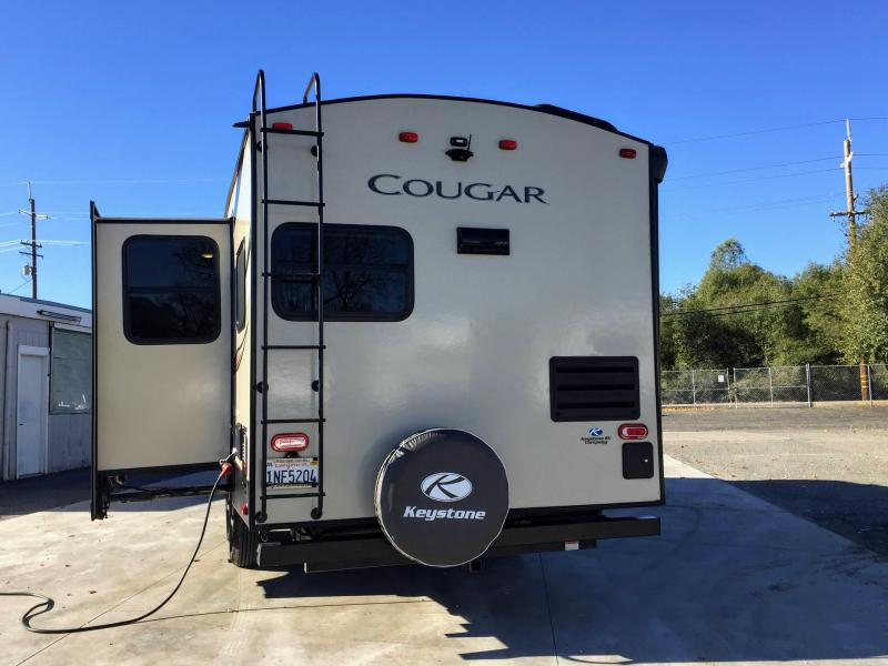 2019 Keystone RV Cougar 24SAB-WE