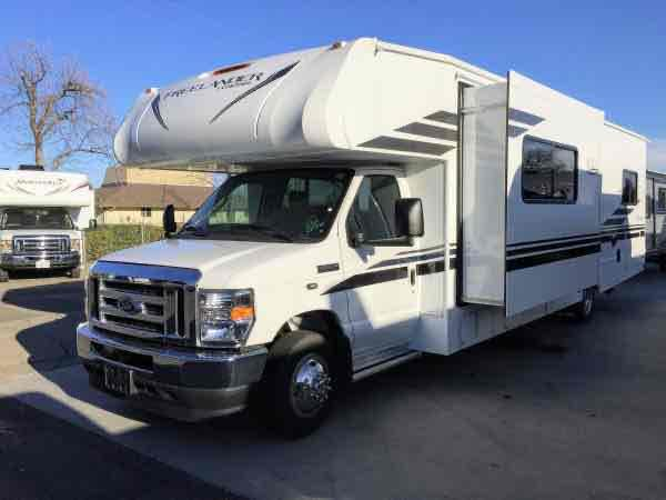 2021 Coachmen Freelander 30BH E-450
