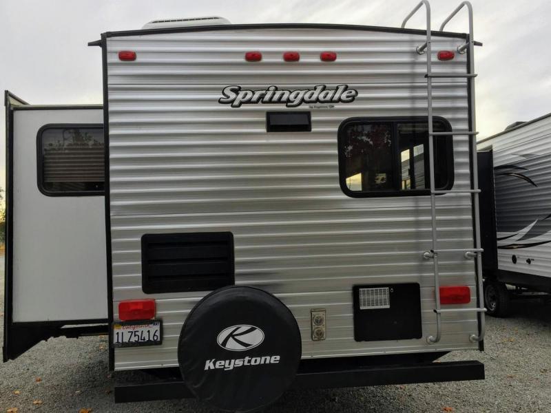 2017 Keystone RV Springdale 293RK-WE