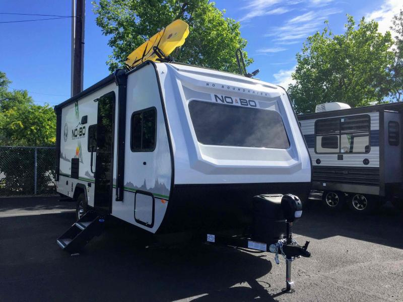 2021 Forest River No Boundaries 19.8 Travel Trailer RV