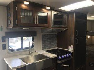 2019 Forest River Cherokee Grey Wolf 22BH