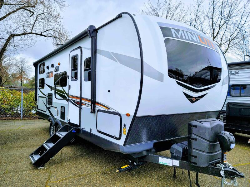 2021 Forest River Rockwood Mini Lite 2509s Travel Trailer RV
