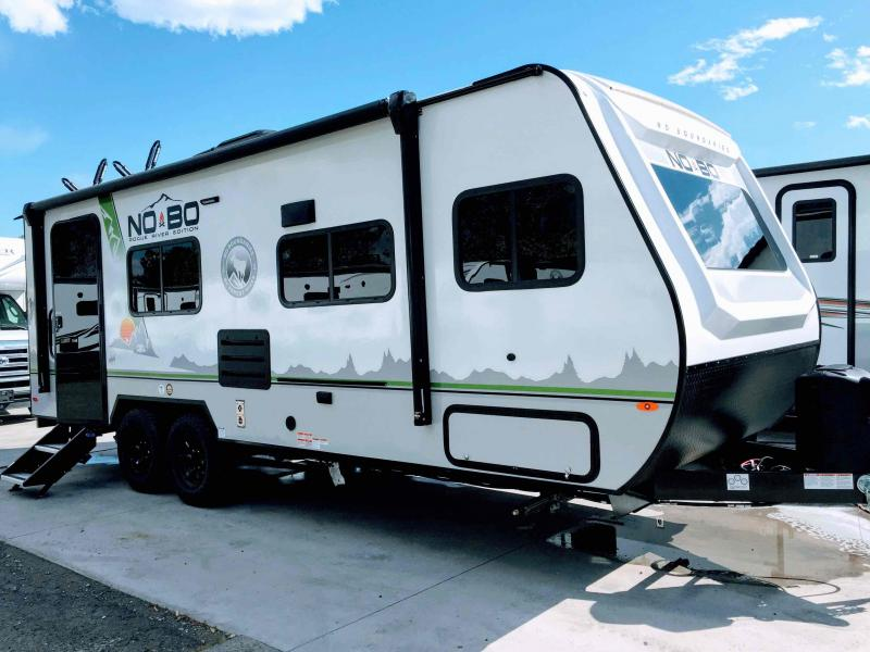 2021 Forest River No Boundaries 19.1 Travel Trailer RV