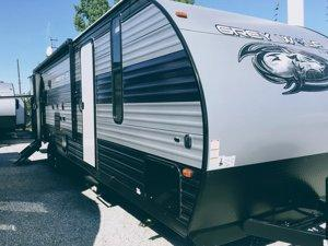 2020 Forest River Cherokee Grey Wolf 29TE Rental