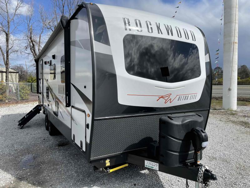 2021 Forest River Rockwood Ultra Lite 2606WS Travel Trailer RV