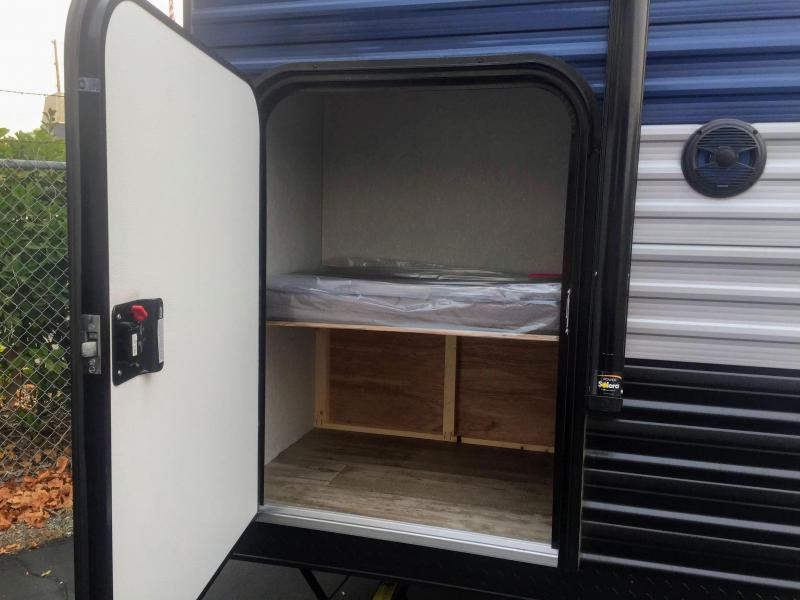 2022 Forest River Cherokee Wolf Pup 17JG Travel Trailer RV