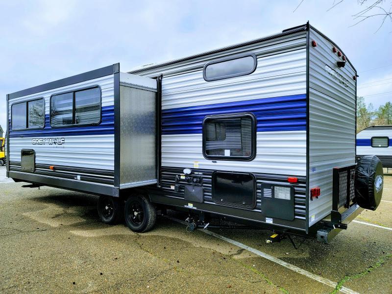 2020 Forest River Cherokee Grey Wolf 26DBH Travel Trailer RV